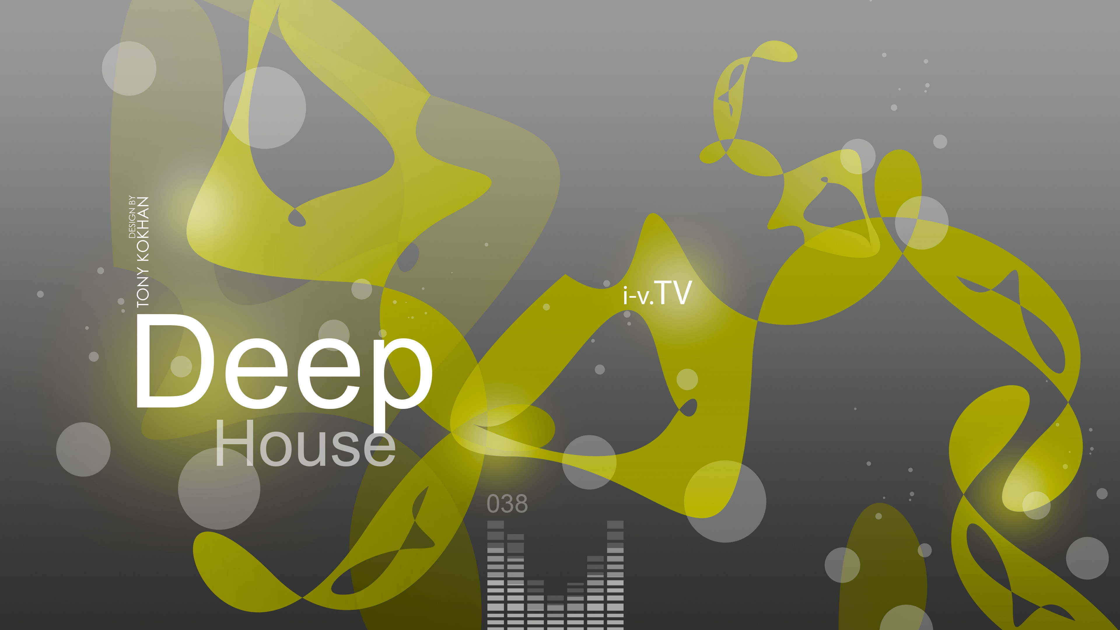 Deep House Music eQ SC Thirty Eight 2015 Tony Kokhan Sound 3840x2160