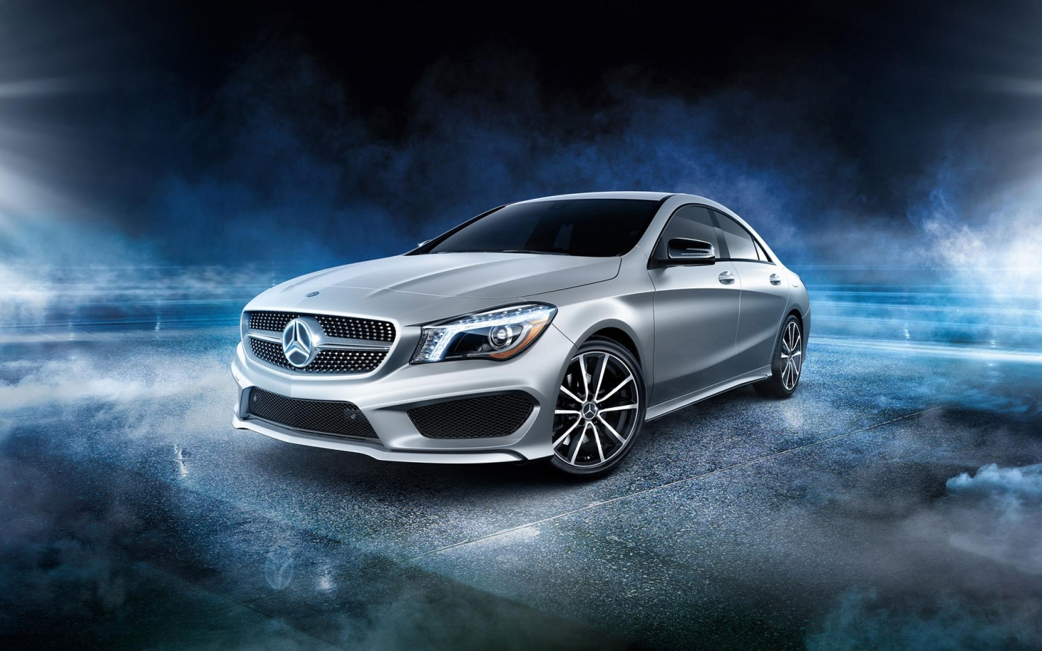 2016 Mercedes Benz CLA Class Wallpapers [HD]   DriveSpark 1500x937