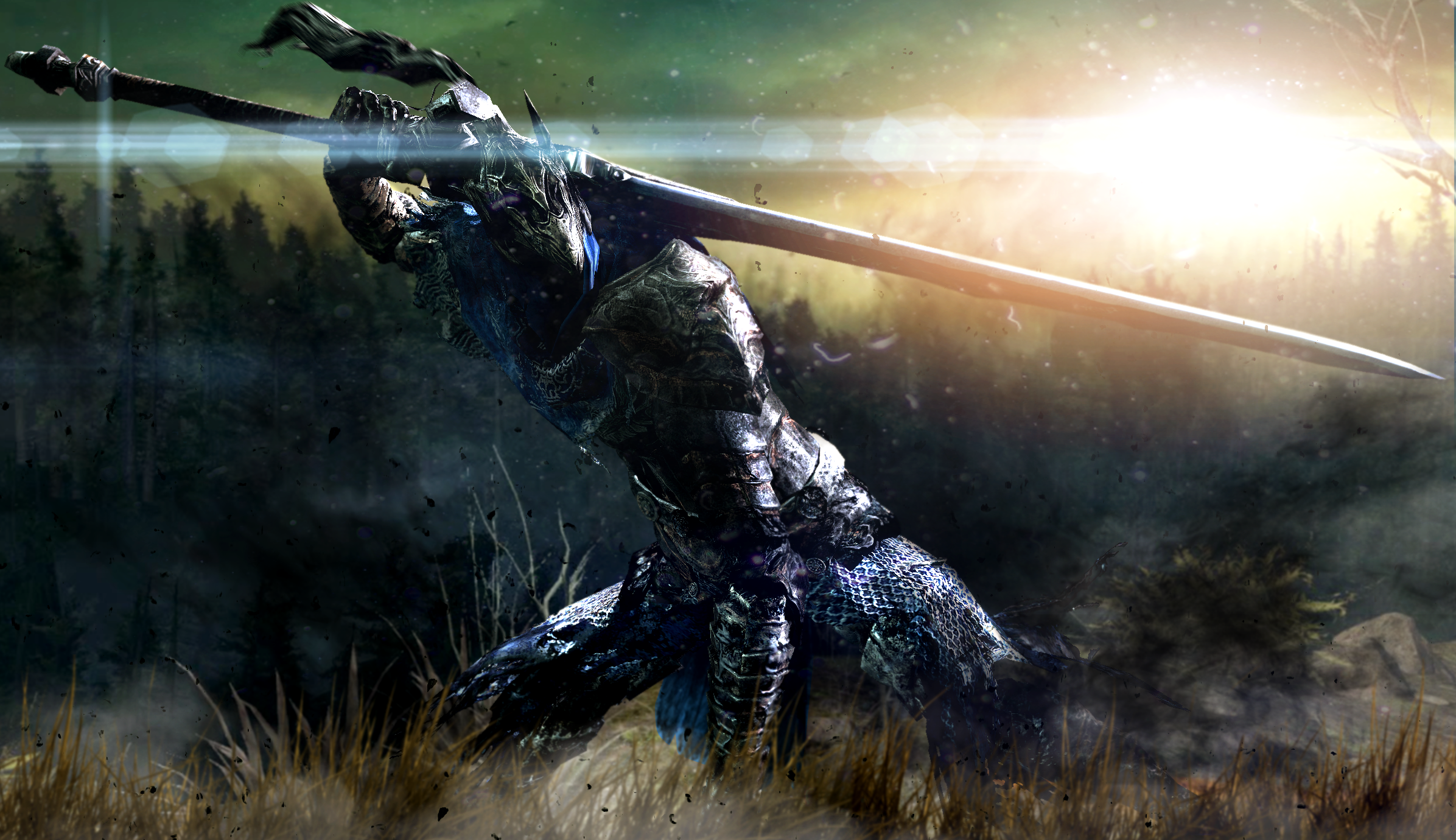Free Download Sir Artorias The Abyss Walker By Lordhayabusa357