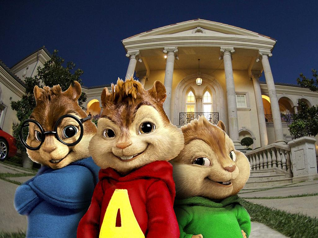 Free Download Hd Desktop Wallpaper Alvin And The Chipmunks Movie