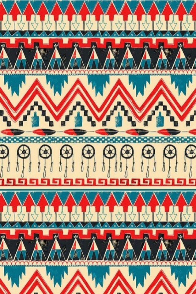 iPhone Wallpaper AztecTribal tjn Randoms Pinterest 640x960