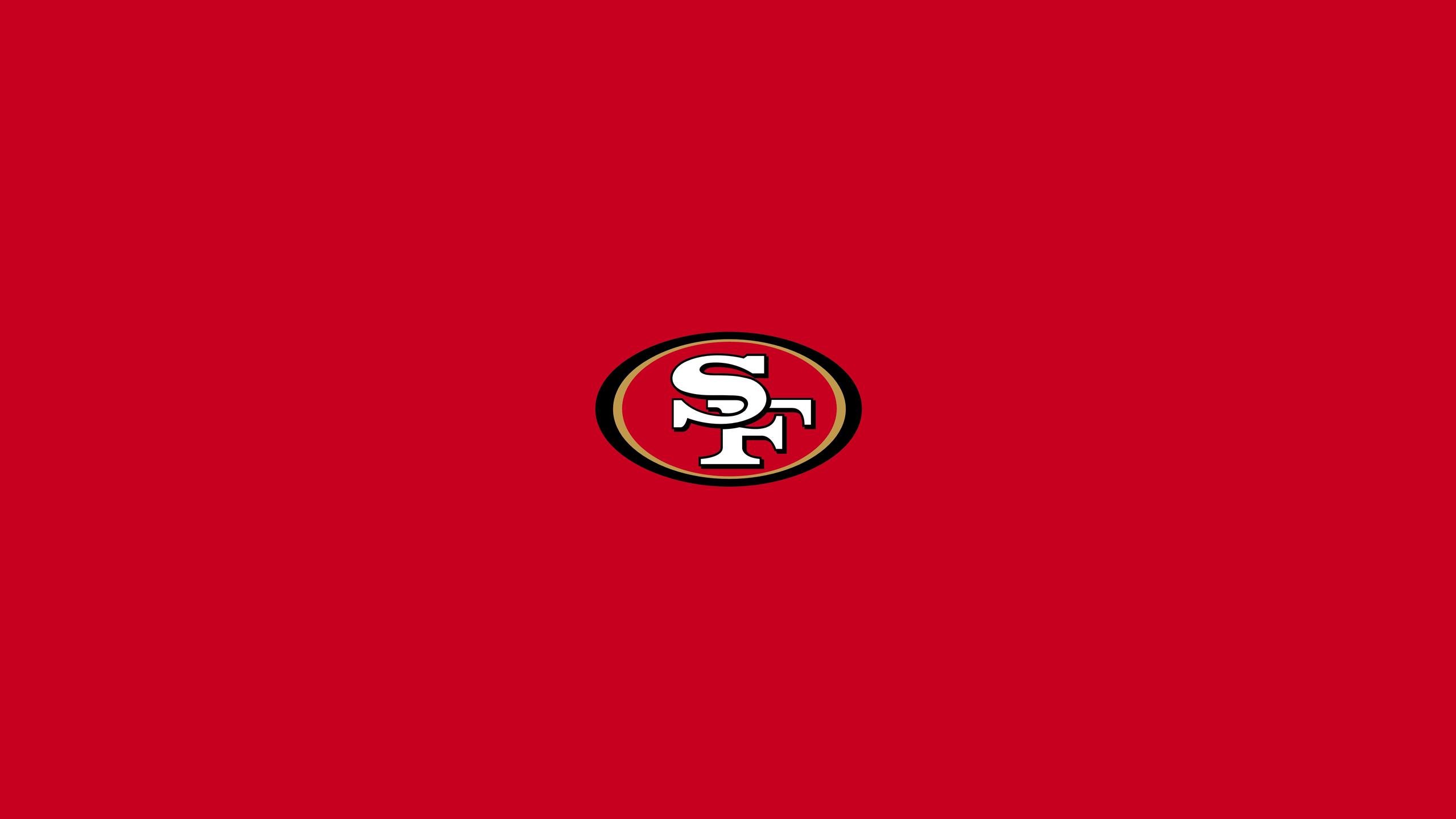Logo 49ers Wallpaper 5245 1440x2560px 49ers Wallpaper 49ers 2560x1440