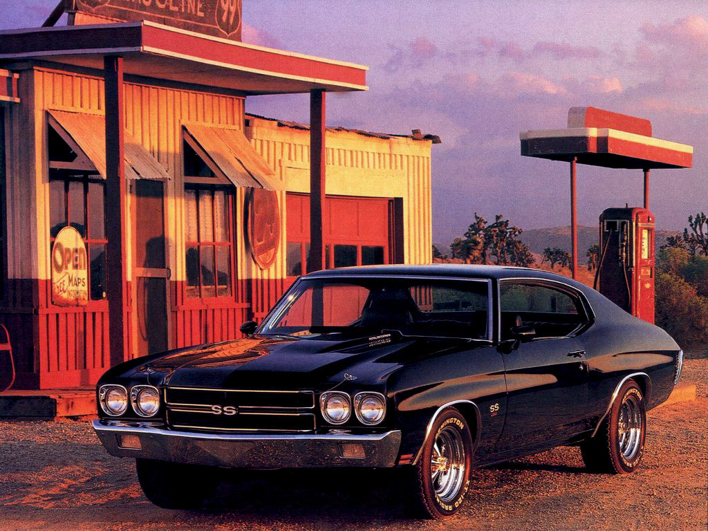 Chevy Chevelle SS Wallpaper Picture 1024x768