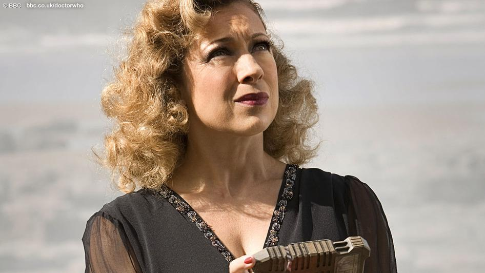 River Song Wallpaper Spoilers The reappearance of river song 946x532
