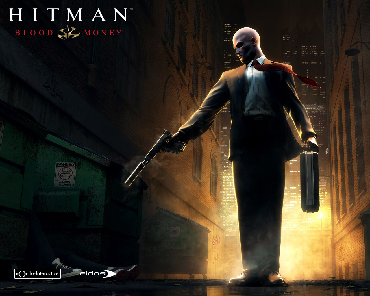 hitman wallpapers   Hitman Wallpaper 7638640 1280x1024