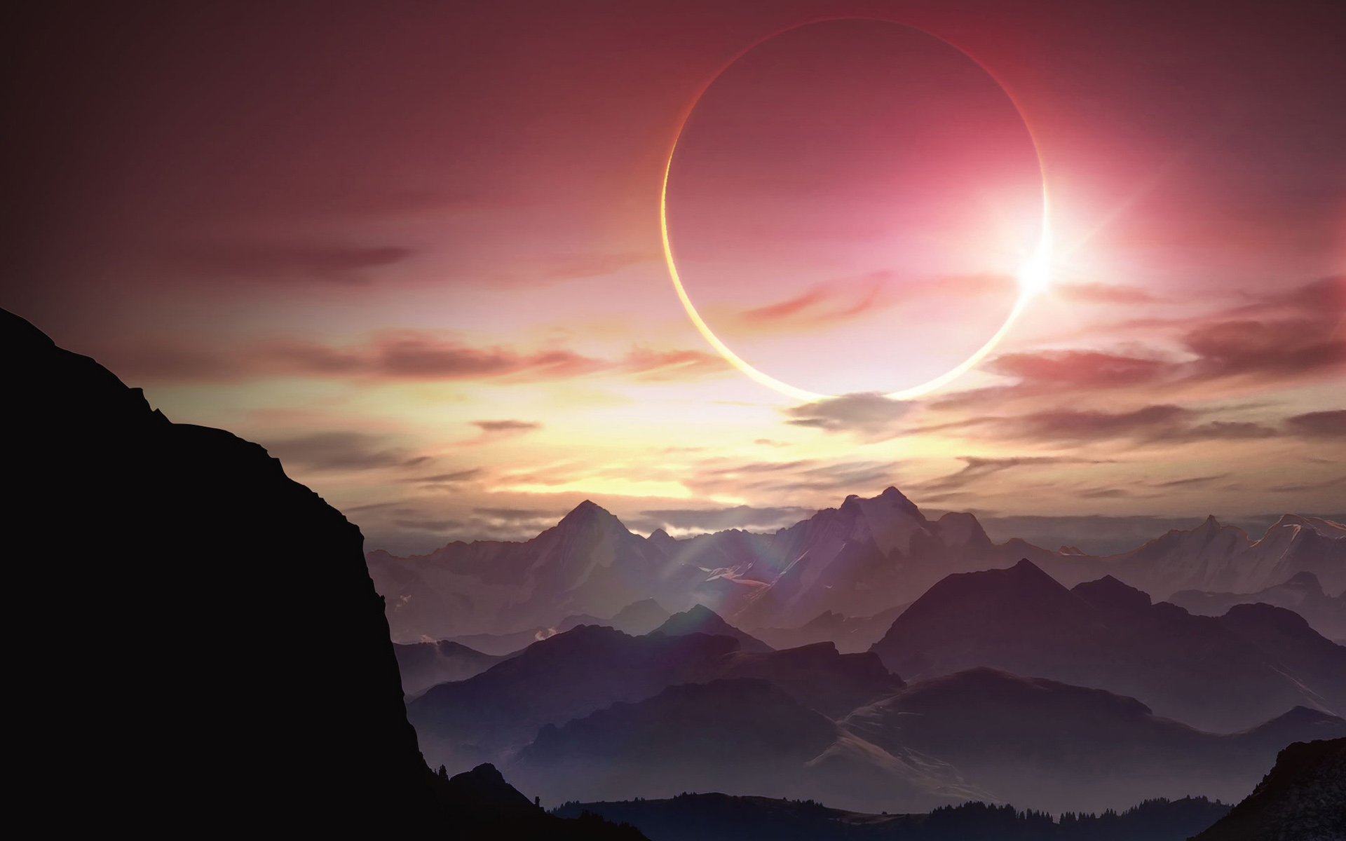 Solar Eclipse Wallpapers   HD Wallpapers