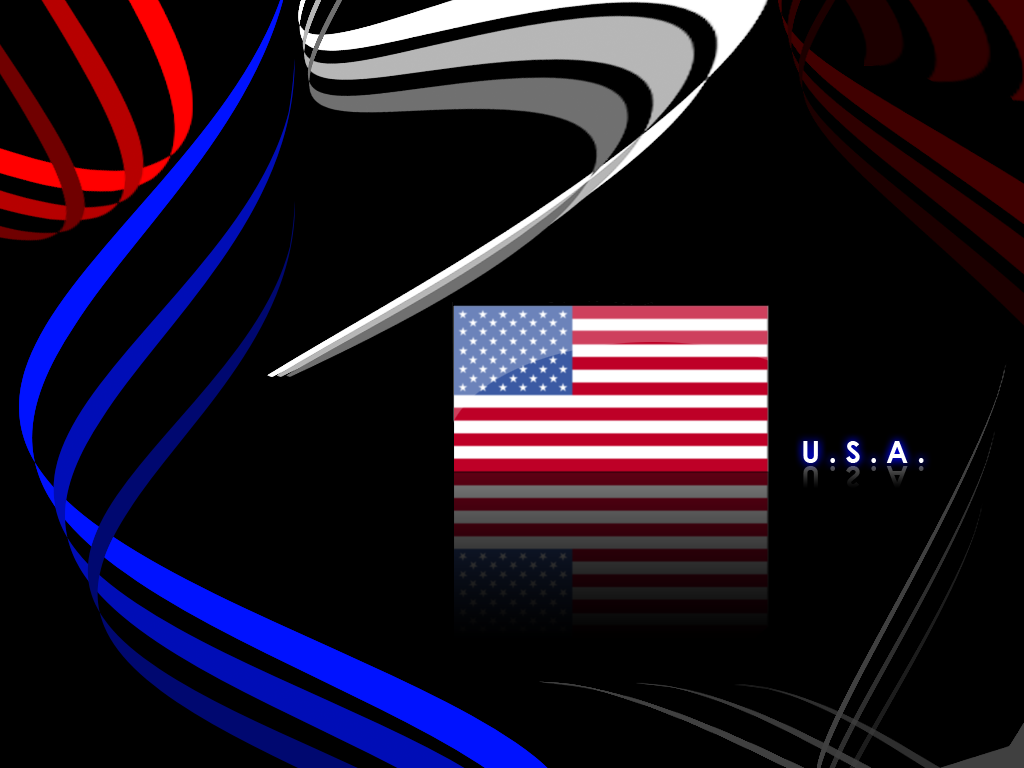 USA wallpaper by m45on 1024x768