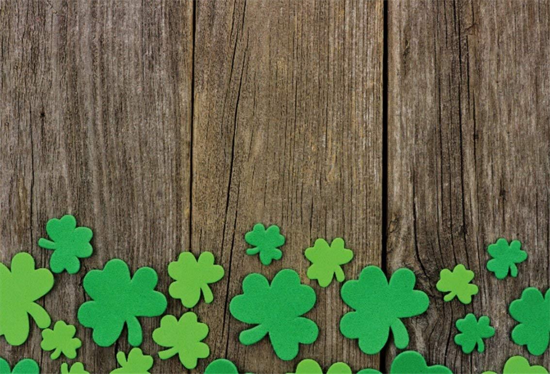 Amazoncom AOFOTO 7x5ft Happy St Patricks Day Background Lucky 1134x772