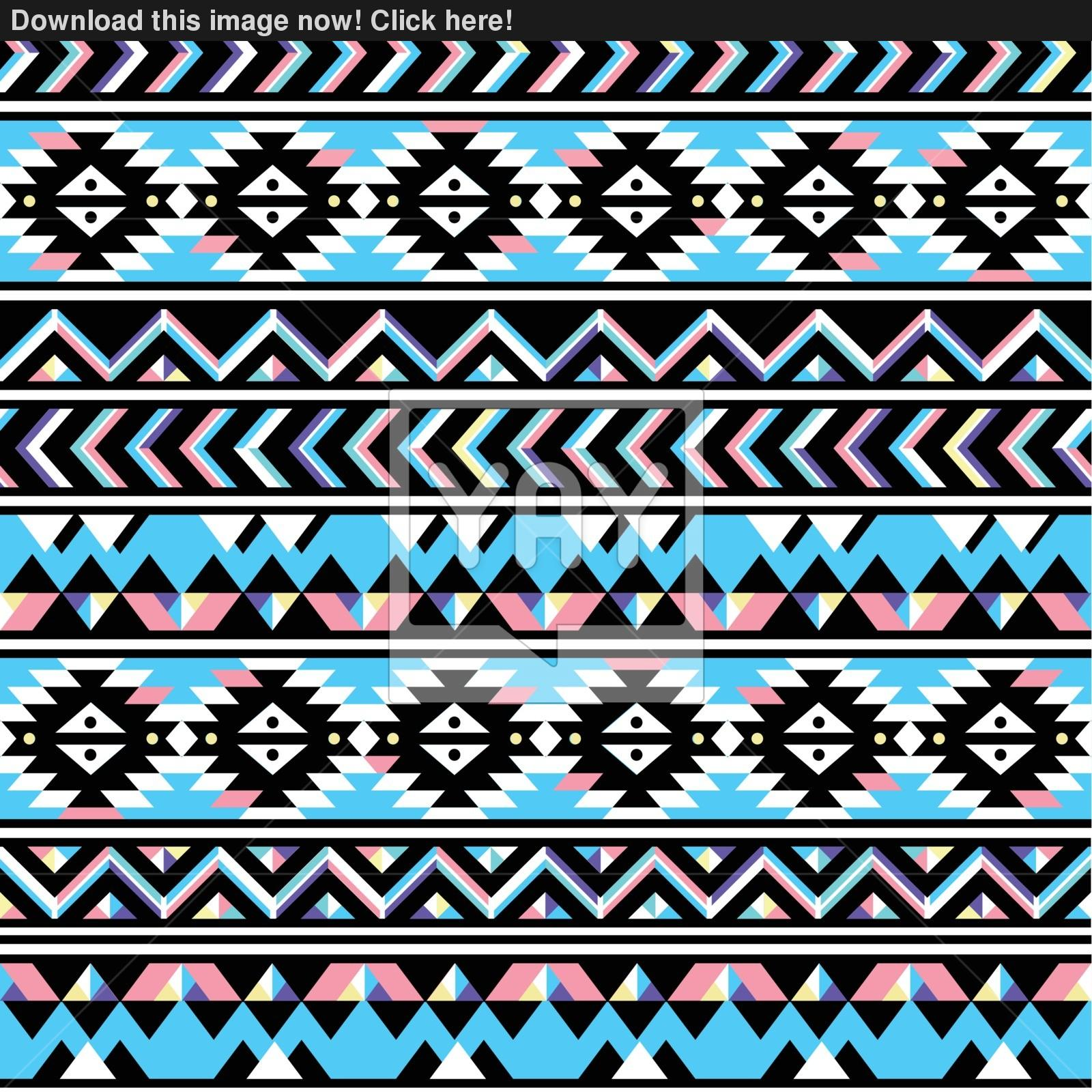 48 Aztec Pattern Wallpaper On Wallpapersafari