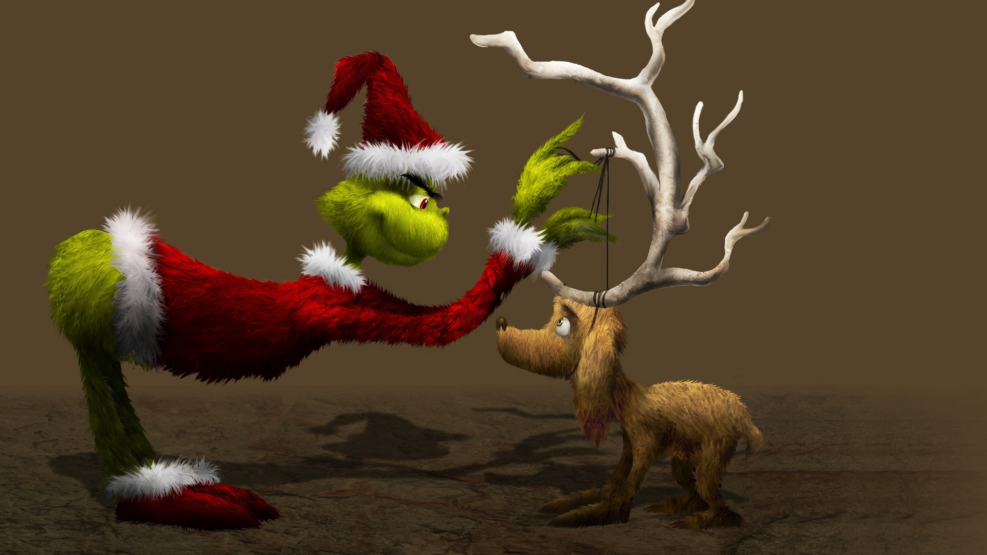 Download The Grinch wallpaper 1920x1080
