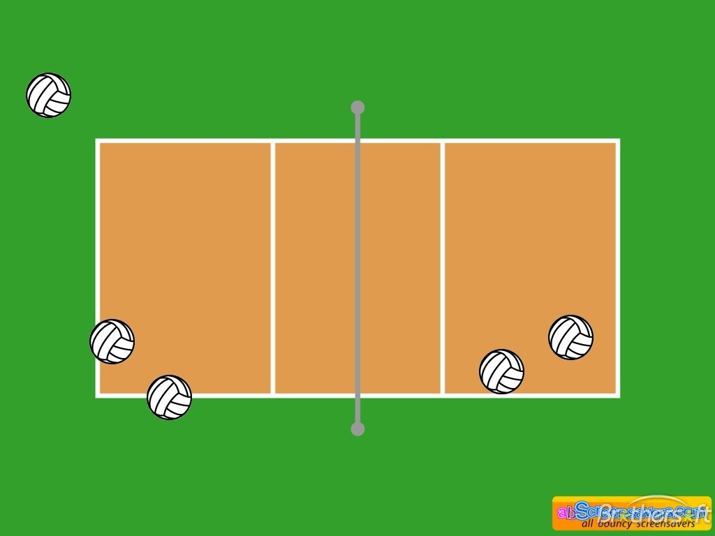Download Volleyball Screensaver Volleyball Screensaver 1514 1024x768