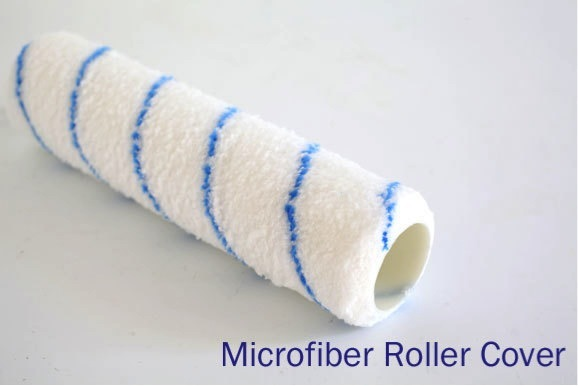 Texture Paint Roller Cover Examples 578x386
