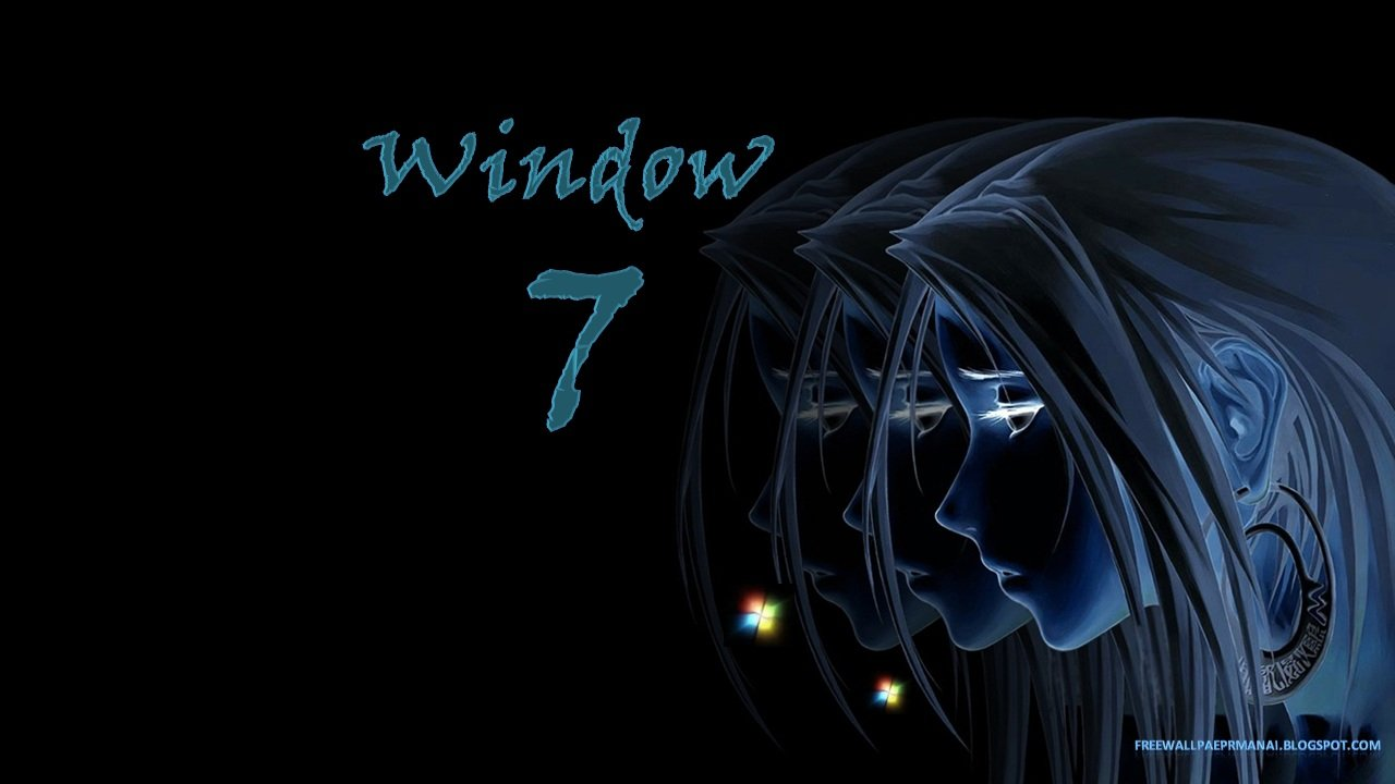 how to set a live background on windows 7