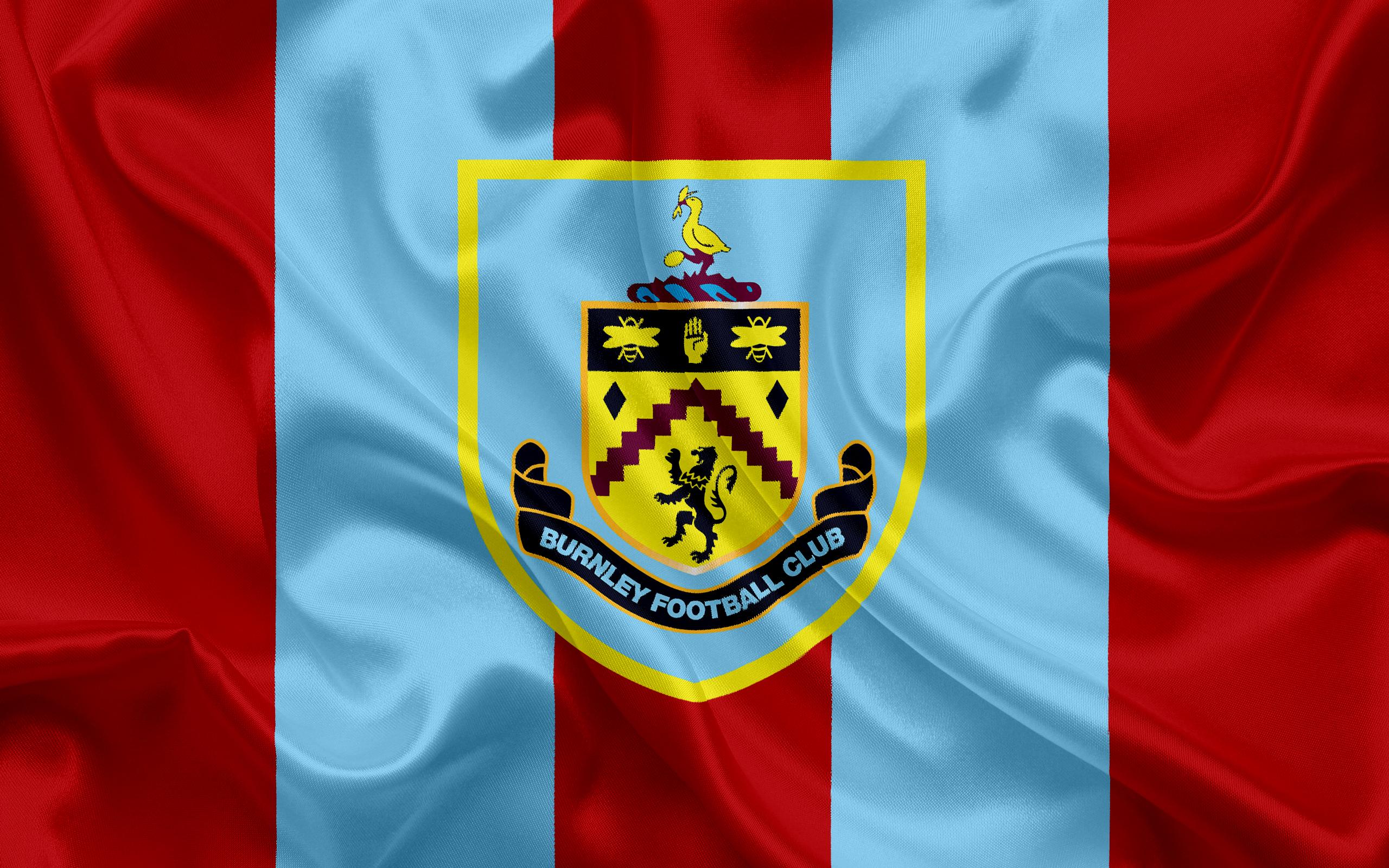 Download wallpapers Burnley Football Club Premier League 2560x1600