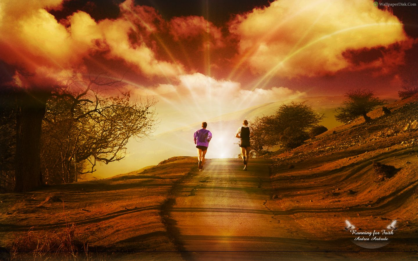 Best Running for faith desktop wallpapers background collection 1440x900