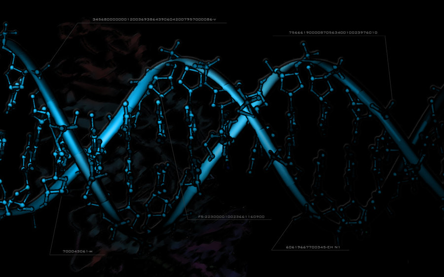 DNA Wallpaper 1280x800 by san neechan 900x563