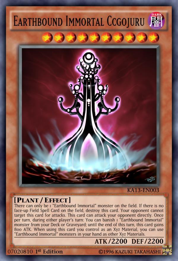 Earthbound Immortal Ccgojuru by Kai1411 600x875