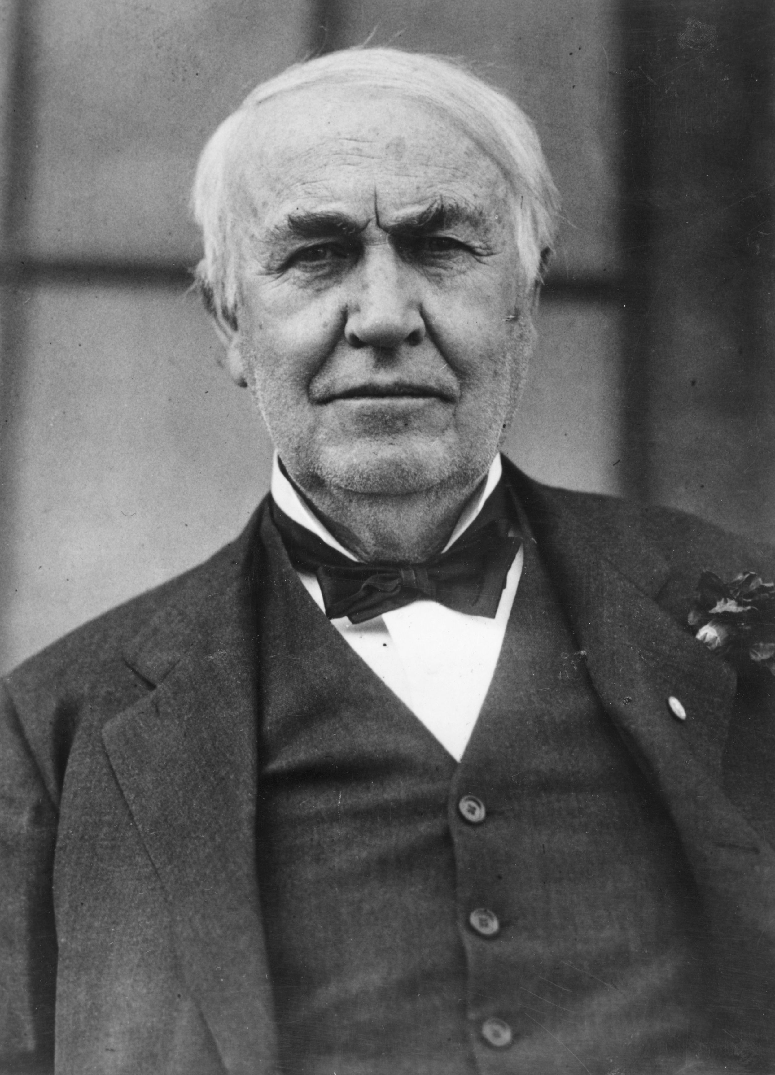 Gallery For Thomas Edison Wallpapers 2502x3472