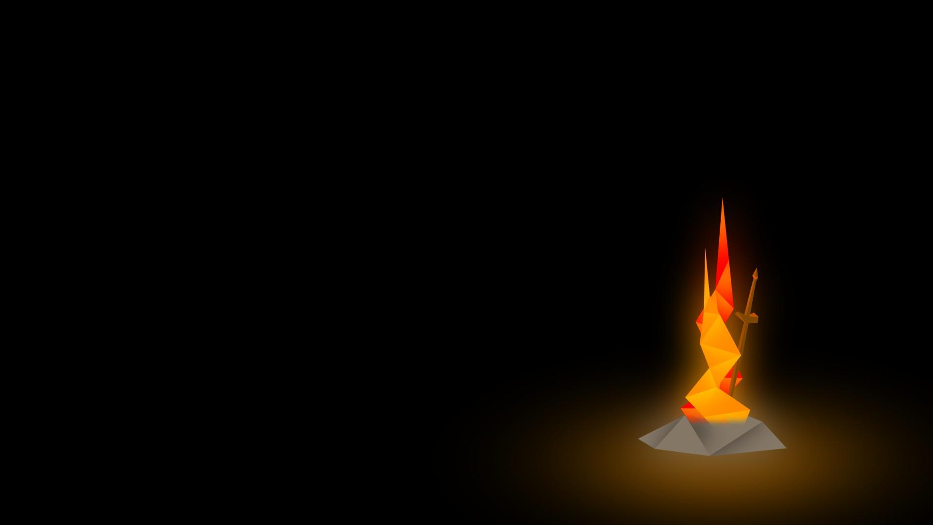 Free Download Dark Souls Bonfire Wallpaper Download Amazing High