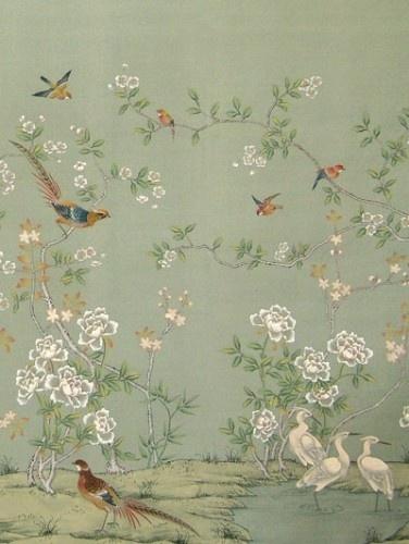 chinoiserie wallpaper 376x500