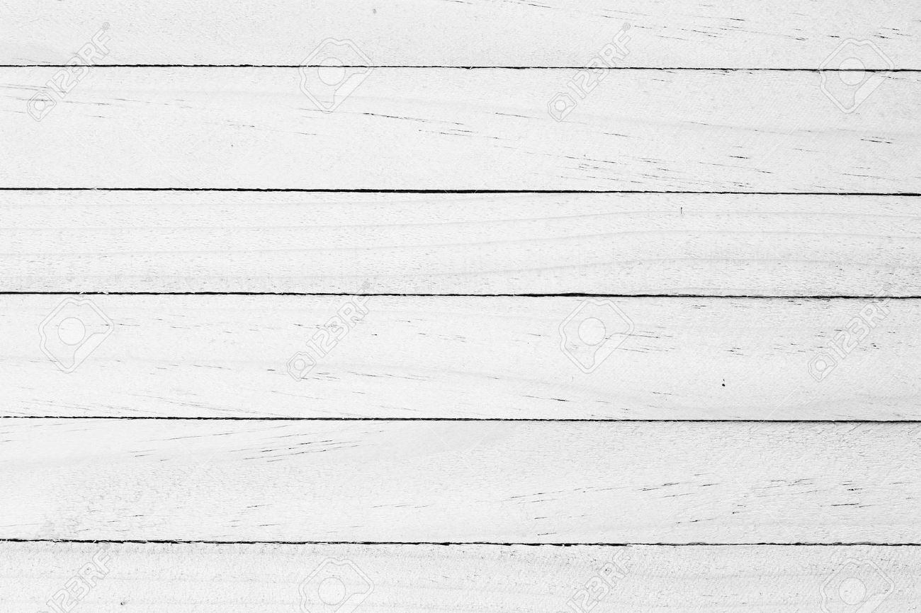 White Wood Background Horizontal Line Stock Photo Picture And 1300x866