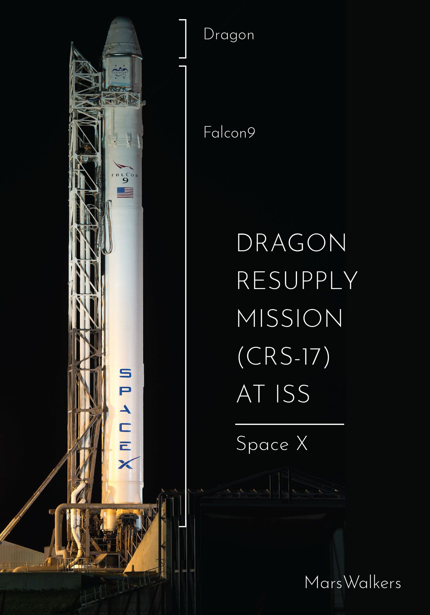DRAGON ARRIVES AT INTERNATIONAL SPACE STATION Mission Spacex 1458x2083