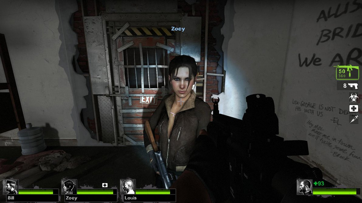 Left 4 dead 3d hentia free nude photo