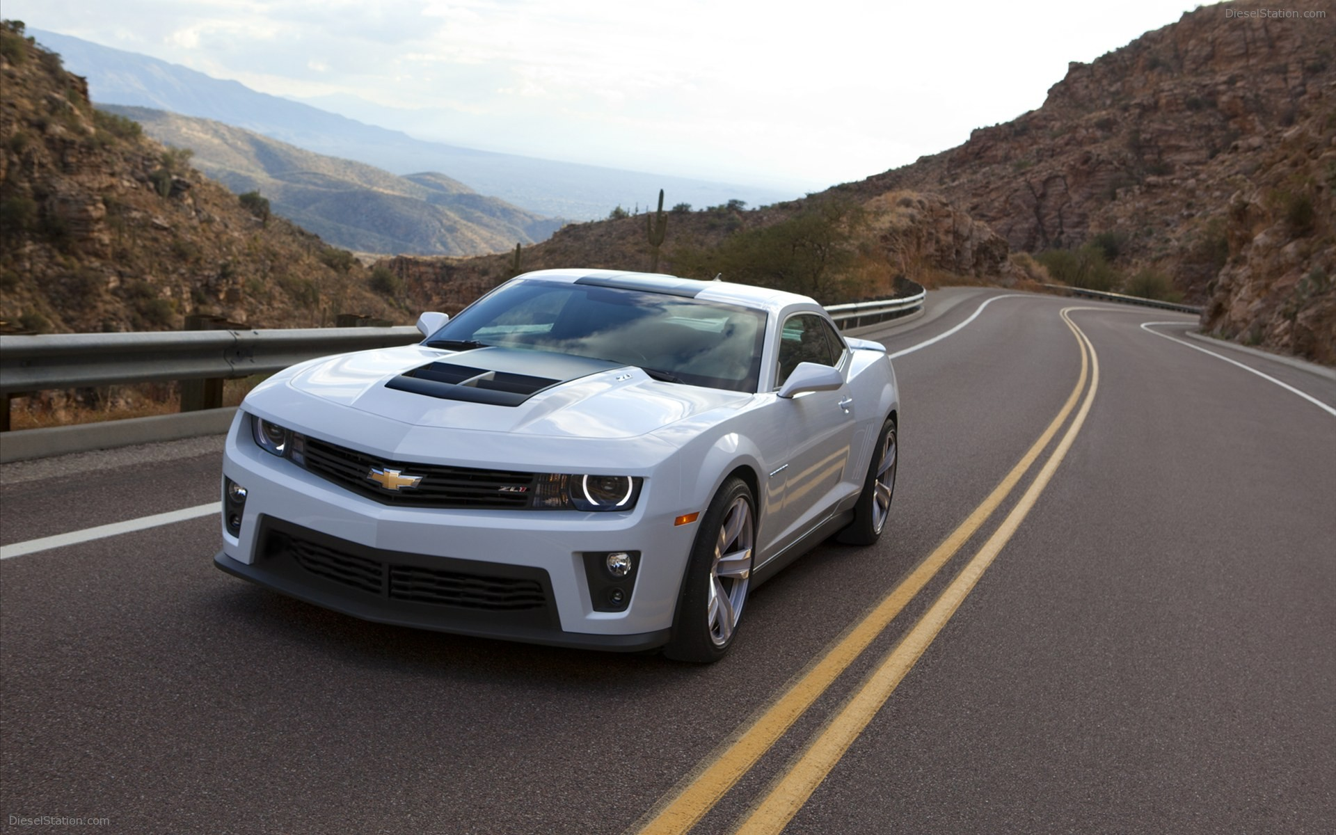 Chevrolet Camaro ZL1 2012 Widescreen Exotic Car Pictures 1920x1200