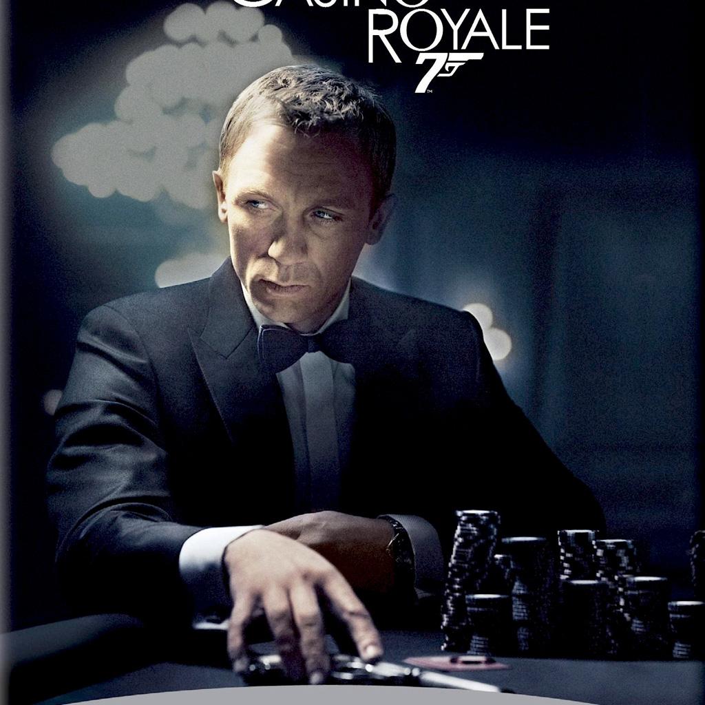 casino royale wallpaper poster - photo #36