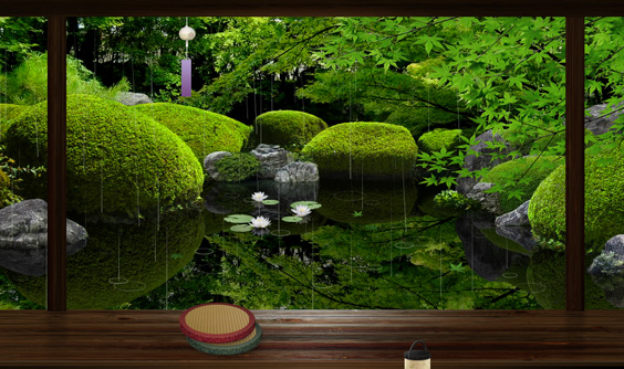 zen garden desktop wallpaper