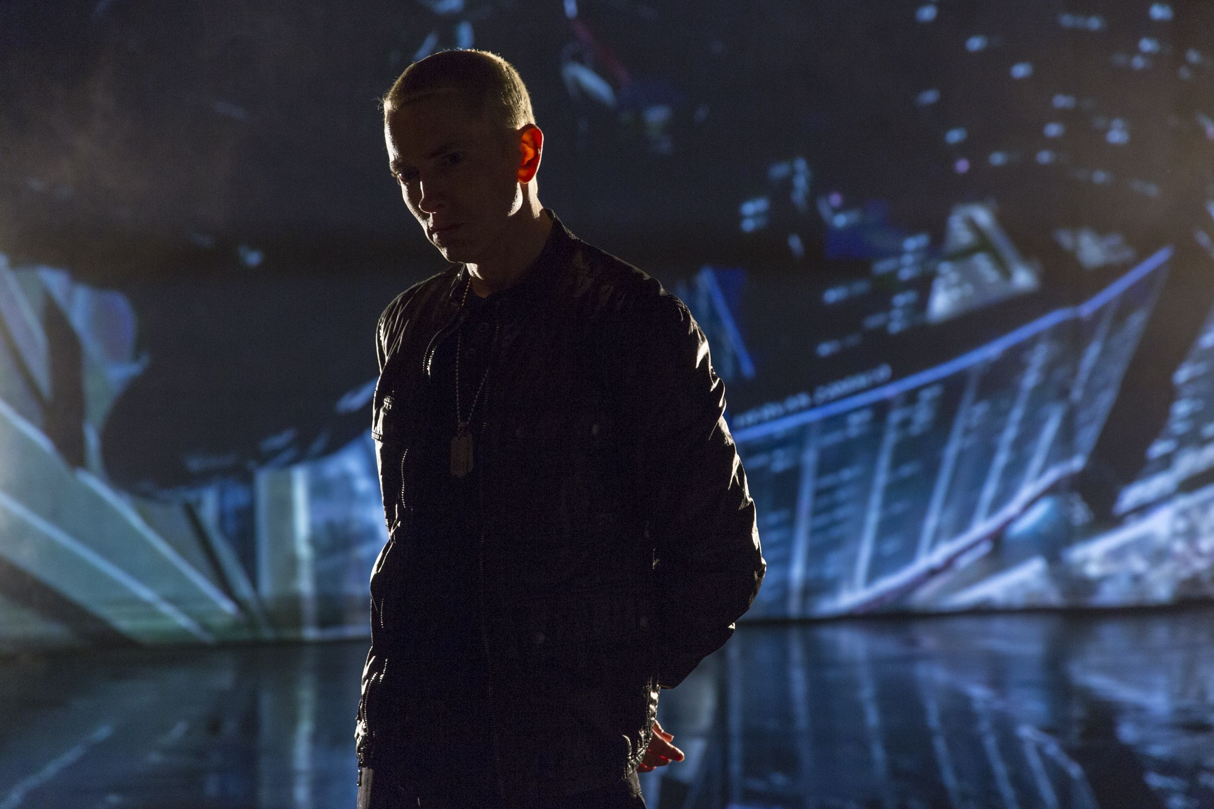 Eminem   Survival wallpaper 2400x1600 181049 WallpaperUP 2400x1600