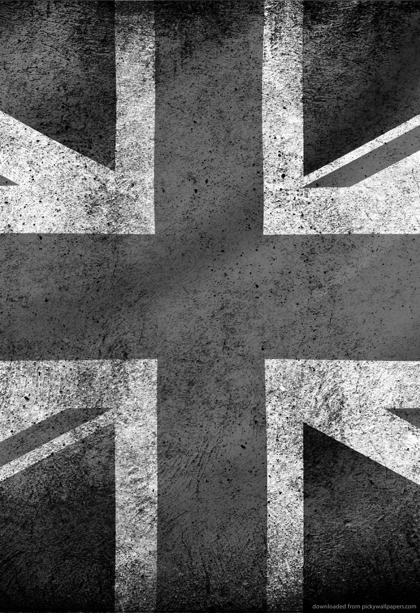 Download UK Great Britain Flag Screensaver For Amazon Kindle DX 824x1200
