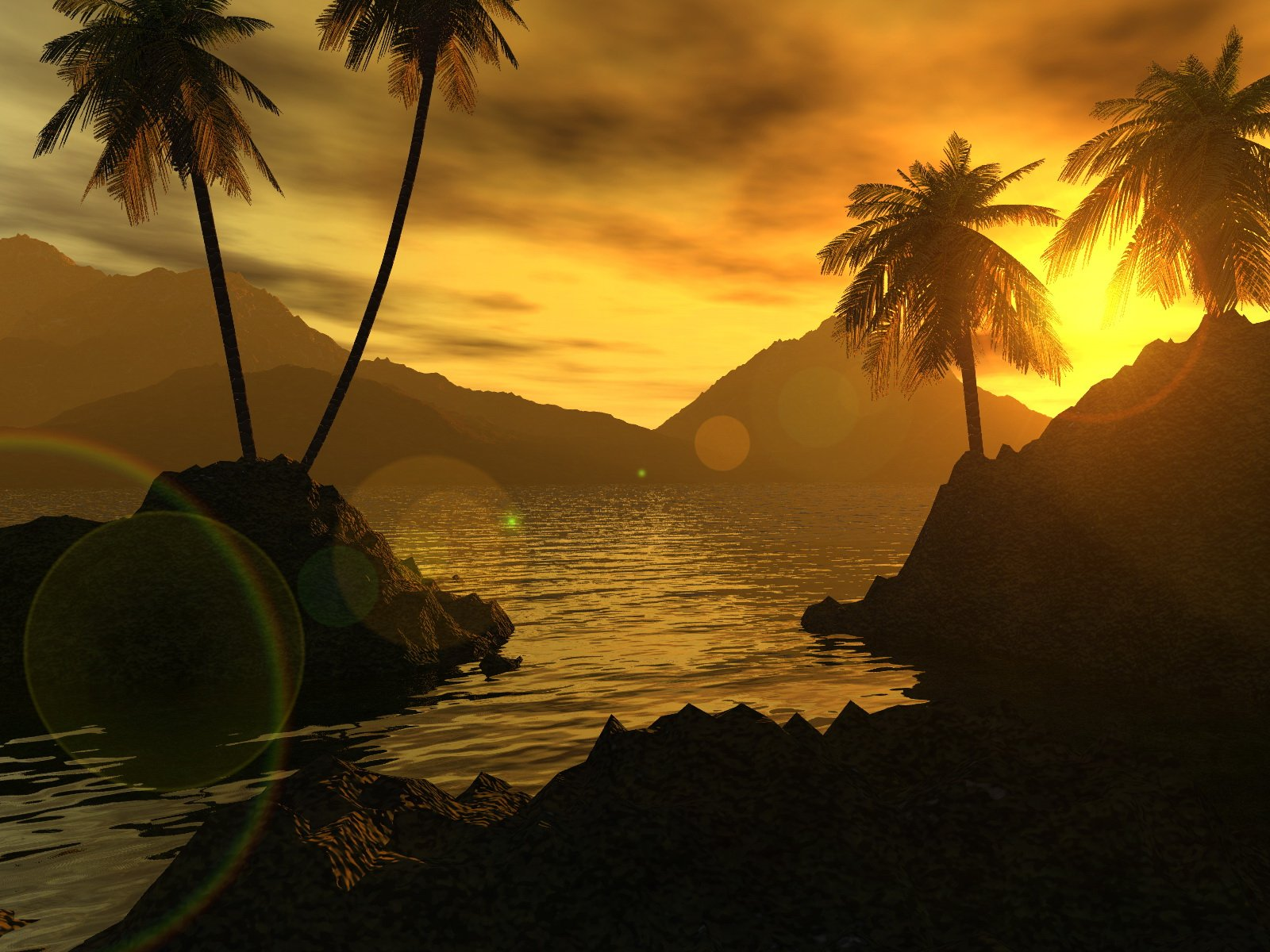 3d High Resolution Wallpapers - - 575.0KB