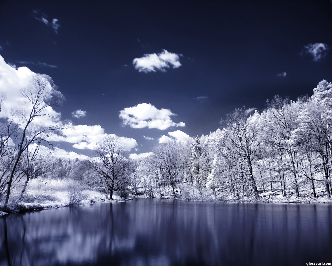 winter wallpaper 1280x1024