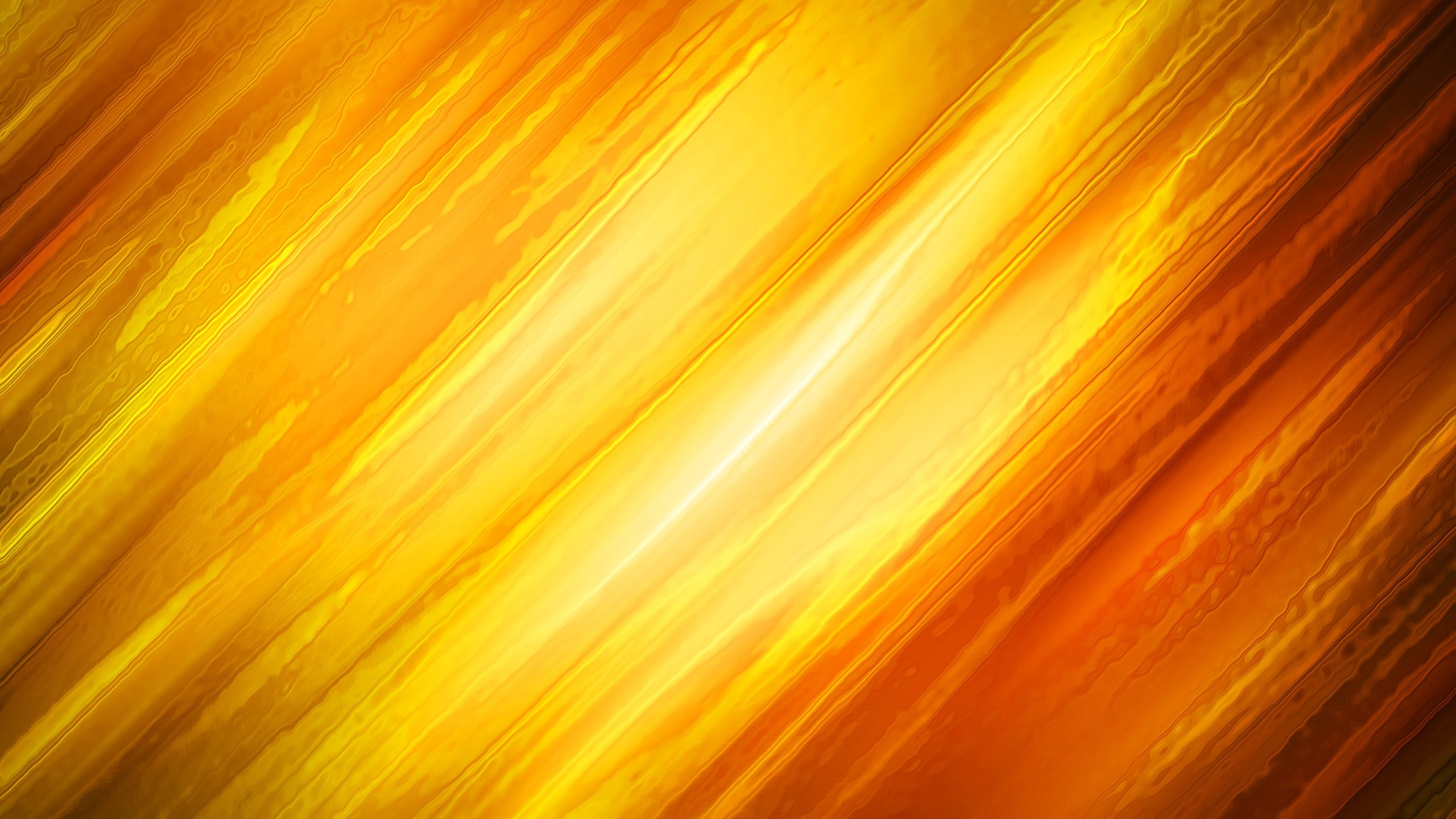 2560x1440 Abstract Yellow and Orange Background desktop PC and Mac 2560x1440