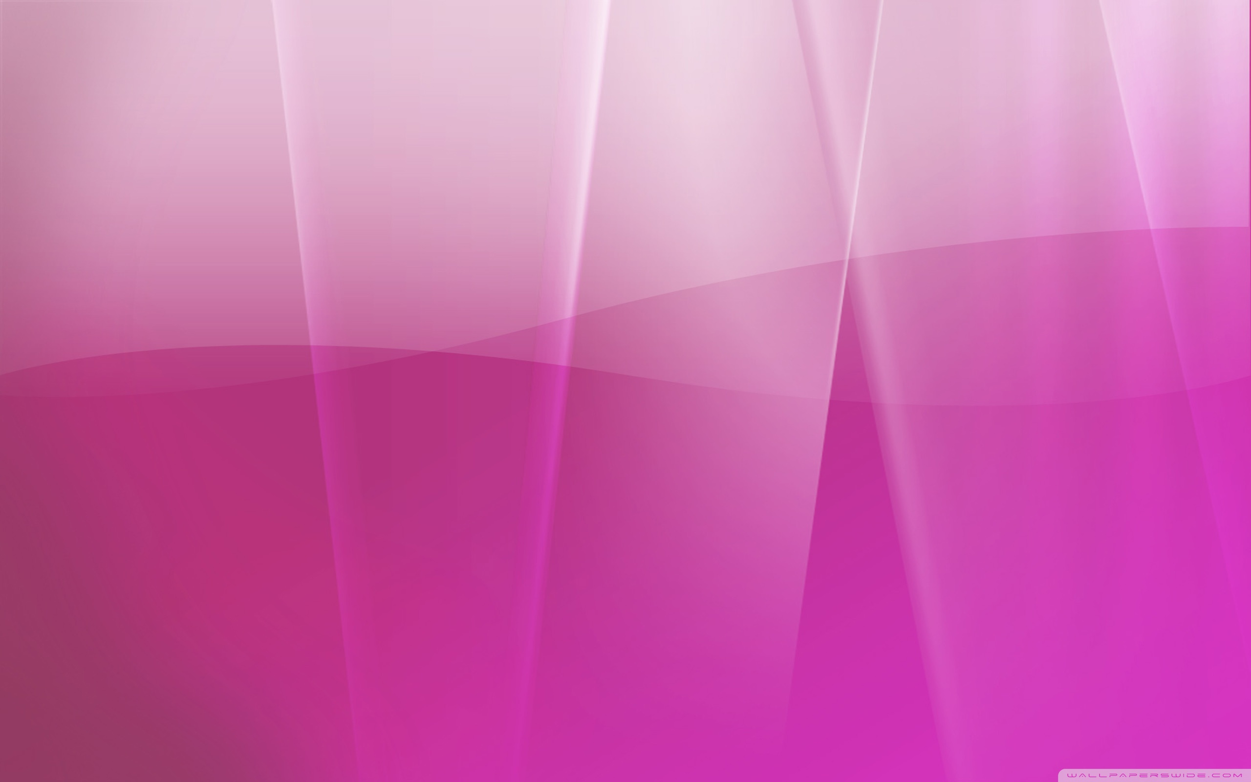 Glossy Pink Background 4K HD Desktop Wallpaper for 4K Ultra HD 2560x1600