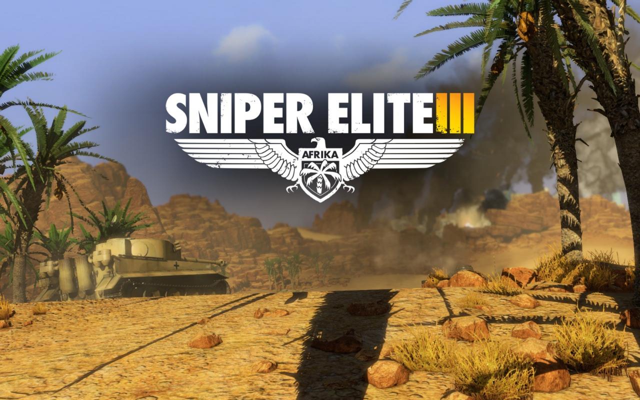 1280x800 Wallpaper sniper elite iii sniper elite 3 charles fairbairn 1280x800
