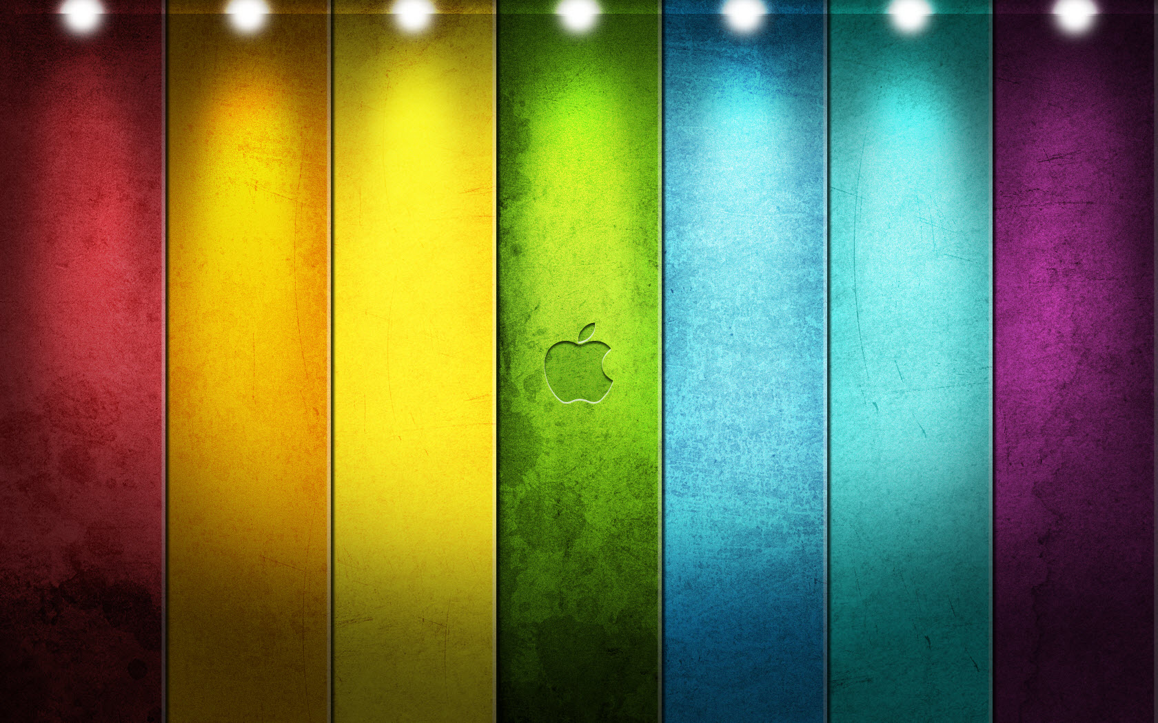 Apple Focus Colors Wallpapers HD Wallpapers 1680x1050