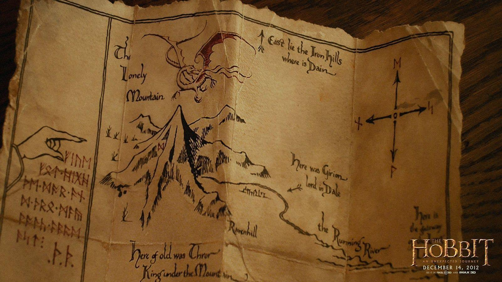 Map Of Middle Earth Wallpapers 1600x900