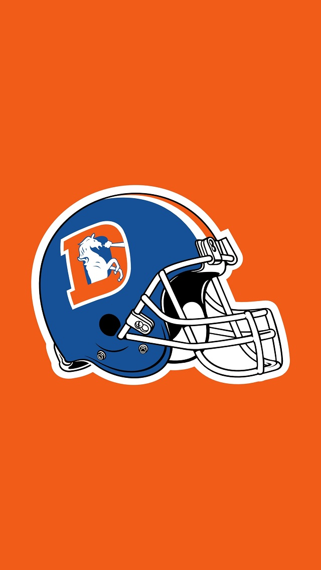 Thread Broncos iPhone 5 wallpapers 640x1136