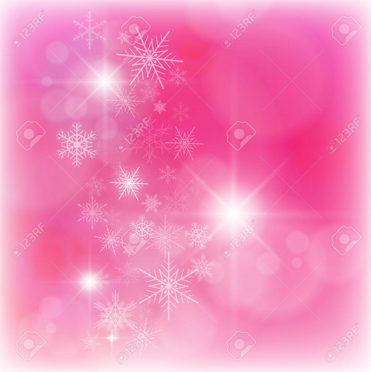 pink christmas backgrounds wallpapersafari