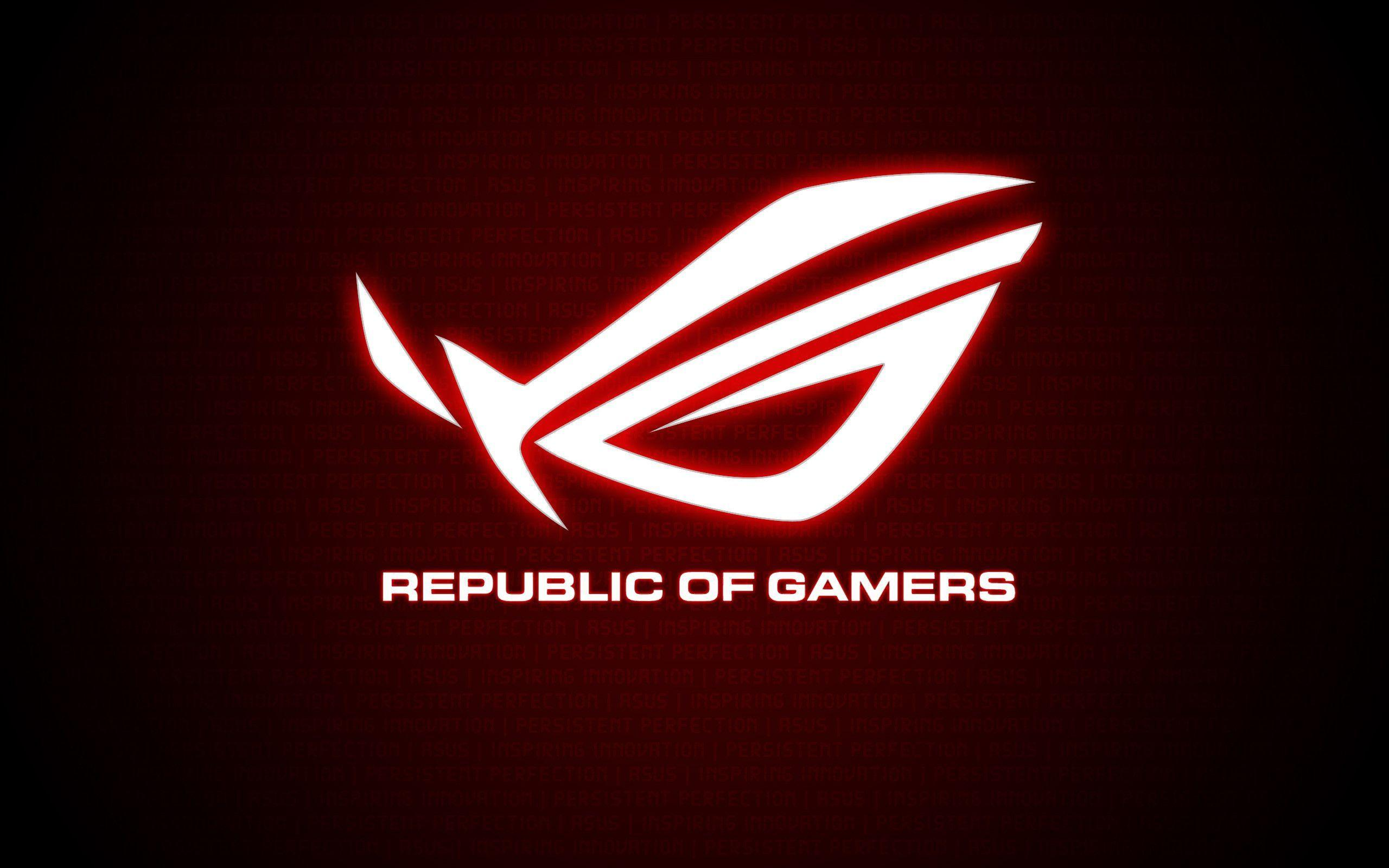 Republic Of Gamers Wallpapers 2560x1600