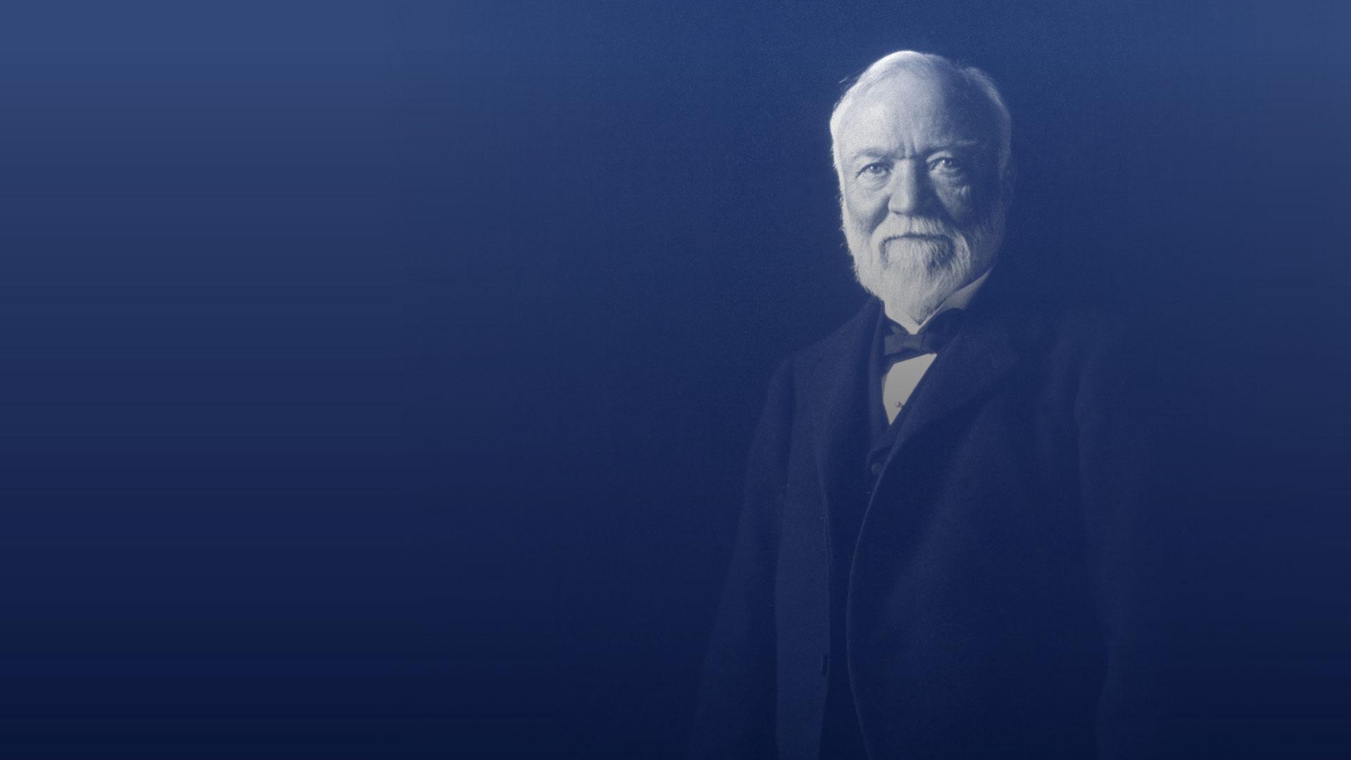 Andrew Carnegie   Carnegie Medal of Philanthropy 1920x1080