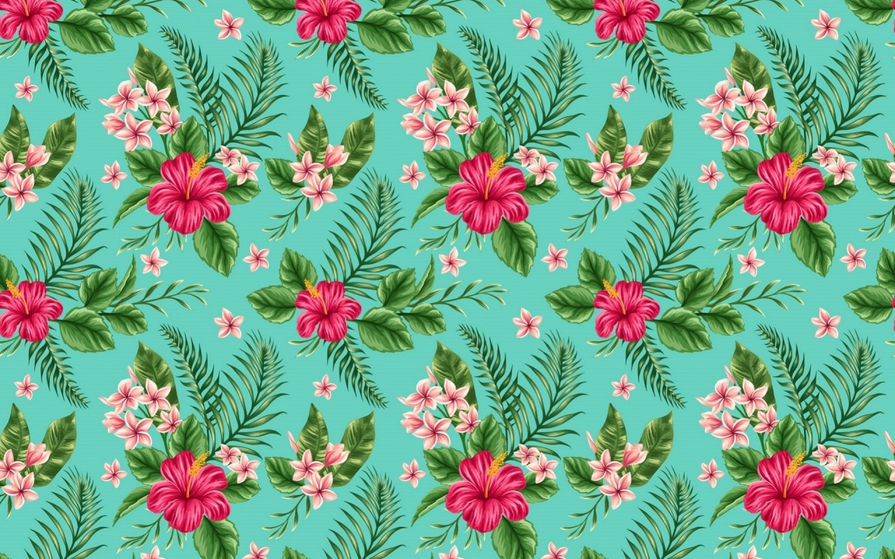 Hibiscus Pattern wallpapers Hibiscus Pattern stock photos 1280x800