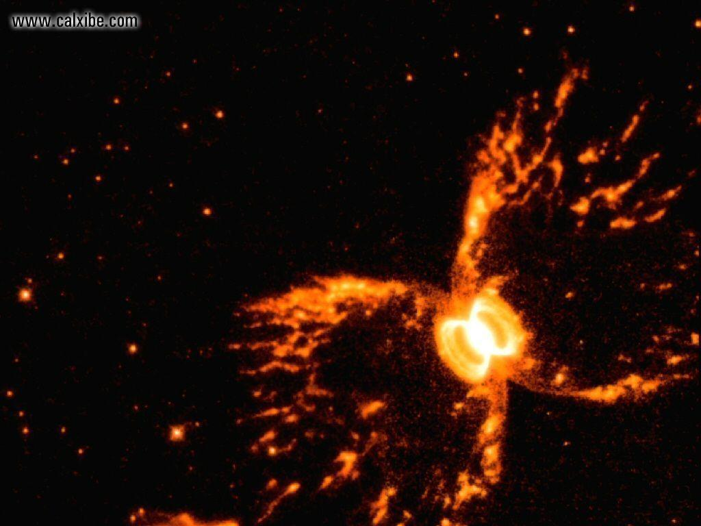 Crab Nebula Wallpapers 1024x768