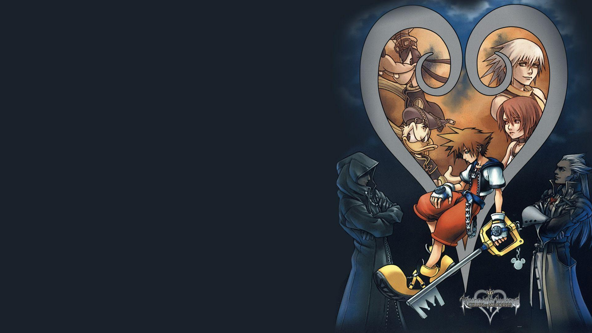Kingdom Hearts Wallpapers HD 1920x1080