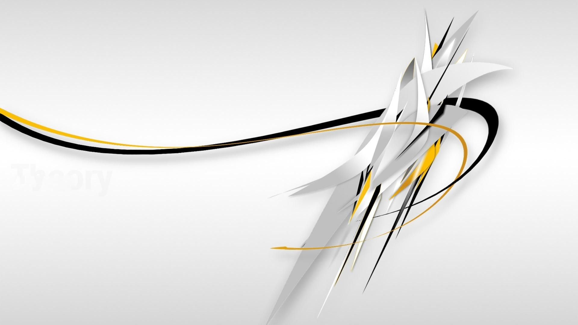 High Definition Collection White Wallpaper Abstract 41 1920x1080