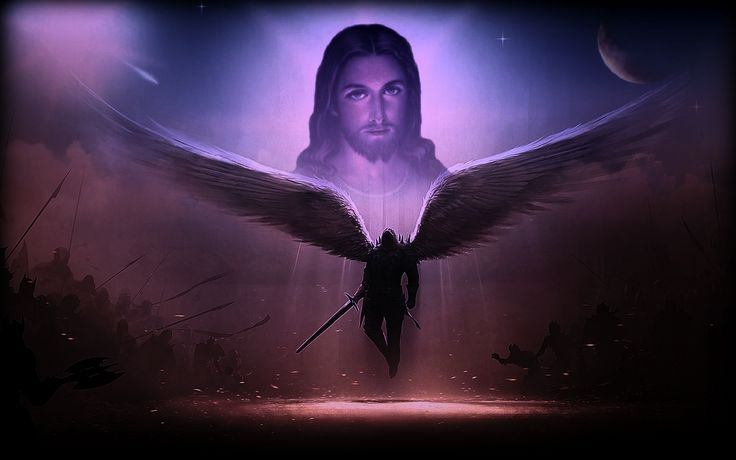 Wallpaper God Angels God Wallpaper Spiritual Faith Angel Warrior 736x460