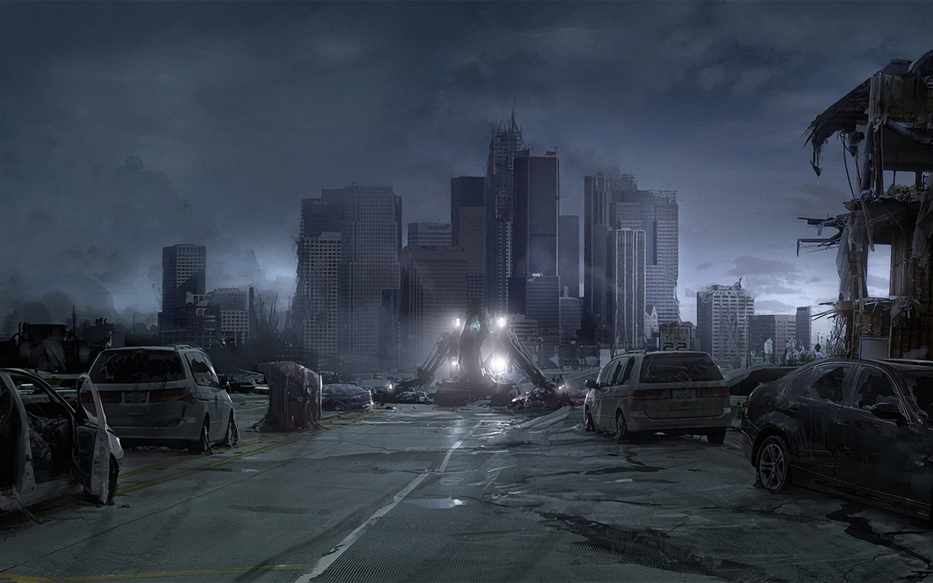 apocalyptic hd wallpaper 2560x1440 - photo #1