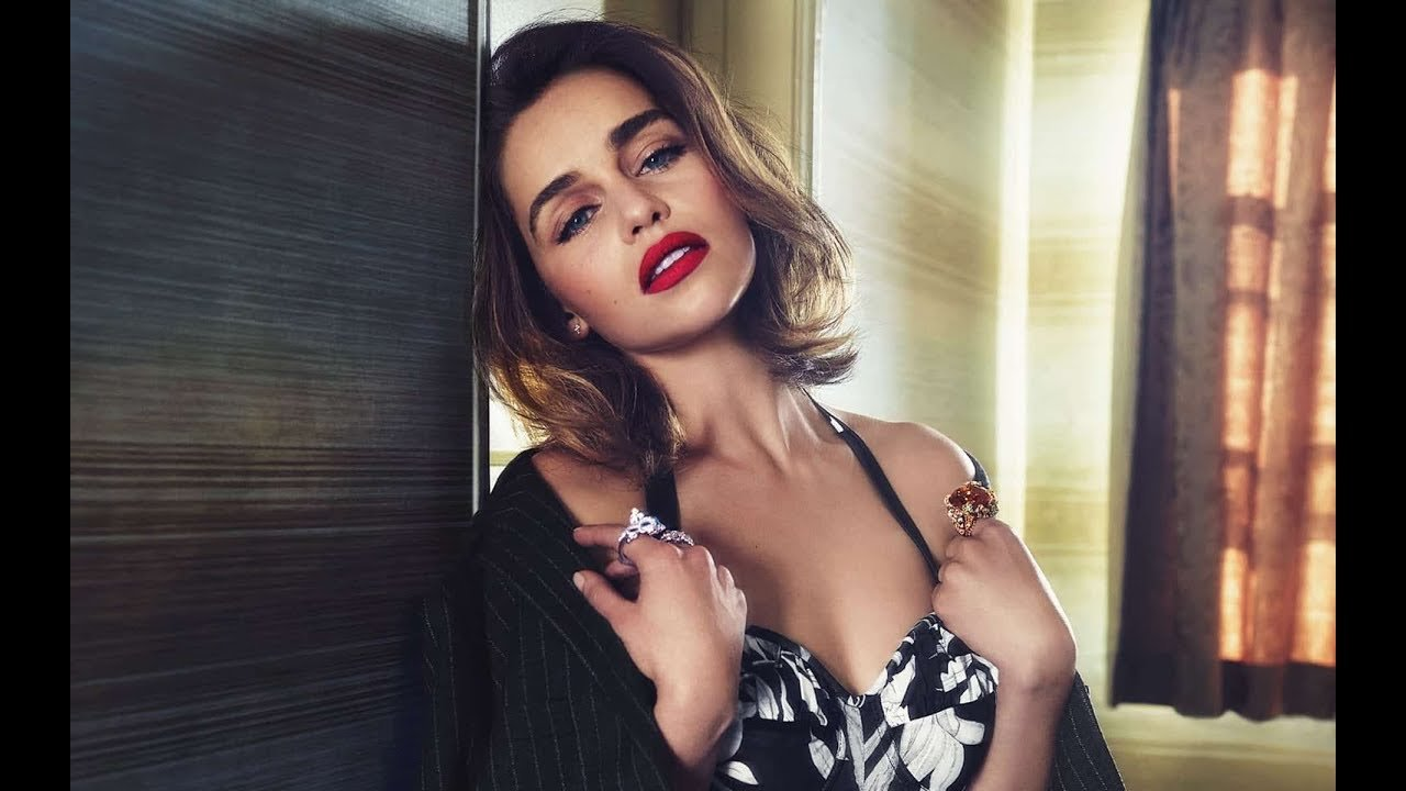 Emilia Clarke 2019 Hottest Photos Wallpapers And Images Zardly 1280x720